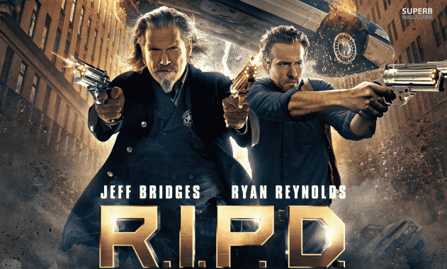 "Universal Pictures' Reveals New Images & Behind-the-Scenes For 'R.I.P.D."" 2"