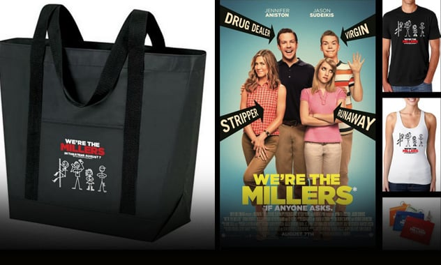 "CLOSED-WE'RE THE MILLERS ""Family Outing Kit"" Sweepstakes-CLOSED"