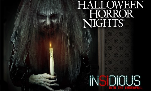 Universal Studios Hollywood's 'Halloween Horror Nights' Transports Guests into the Sinister World of 'Insidious,' Exploring the  Chilling Movie Franchisein an All-New Maze 2