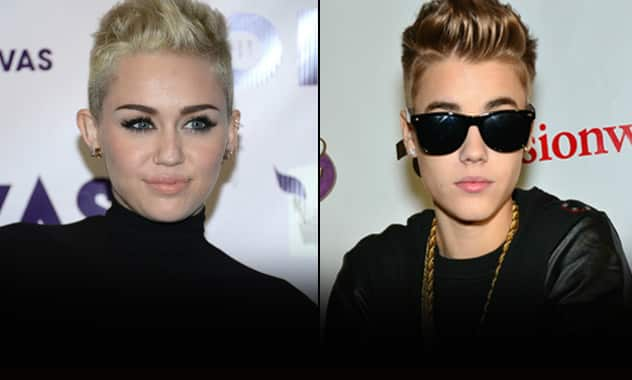 'Twerk,' Miley Cyrus & Justin Bieber Collab Leak - Lend an Ear Before It's Taken Down! 2