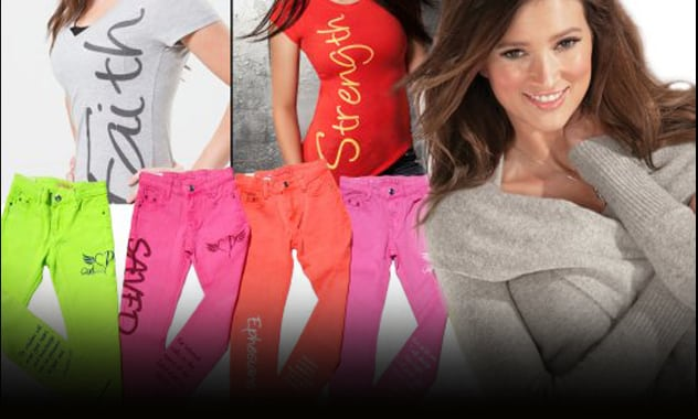 Christian Clothing From A Former Victoria's Secret Model 1