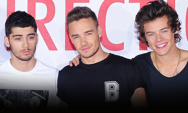One Direction's Liam Payne Confirms He's Off The Market 1