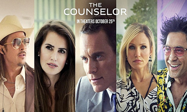 The Counselor - Trailers & Posters & Screen Shots - Check Inside