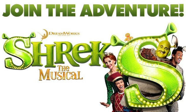 Shrek The Musical Arrives on Deluxe Edition Blu-ray™ and DVD October 15