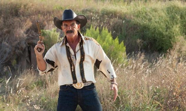 """ANTONIO BANDERAS is """"Gregorio Cortez"""" in MACHETE KILLS - In theaters October 11th!"""