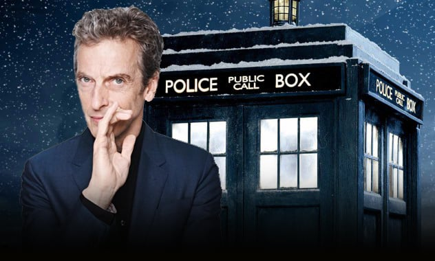 Peter Capaldi Is The New Doctor, Beginning With 'Doctor Who' Season 8  3