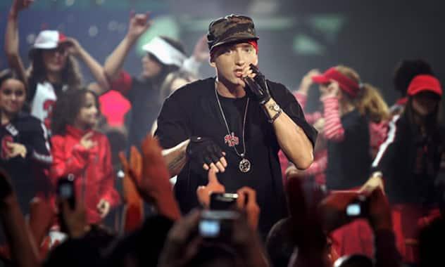Eminem Fans Reportedly Arrested at Show
