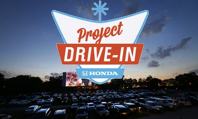 Hundreds of Drive-In Theaters Face Closure;Honda Launches Project Drive-In to Save Drive-Ins Across the Country