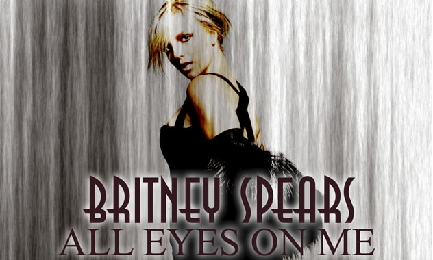 Britney Spears' Starts Countdown On 8th Album 'Eyes On Me' 1