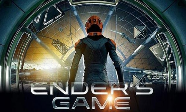 ENDER'S GAME - All Trailers Up! 2