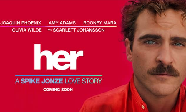 her - First Trailer