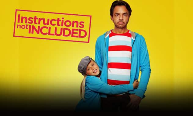 CLOSED-INSTRUCTIONS NOT INCLUDED VIP Movie Pass Giveaway-CLOSED
