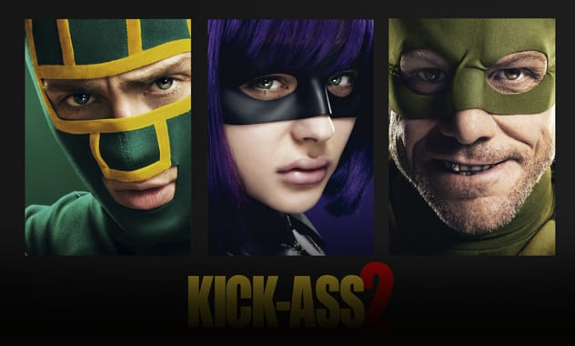 CLOSED---KICK-ASS 2 VIP Movie Pass Giveaway----CLOSED