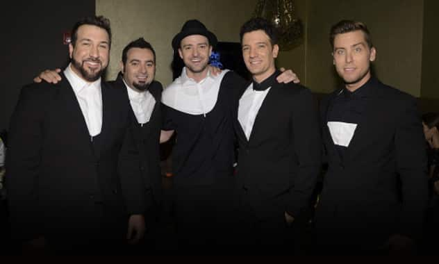 'NSYNC Reunites At 2013 VMAs: Comeback Accomplished! 3