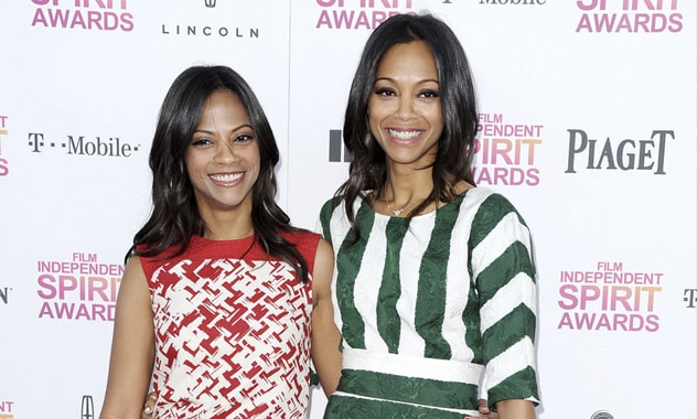 Lionsgate Partners with Zoe Saldana for Latino Outreach