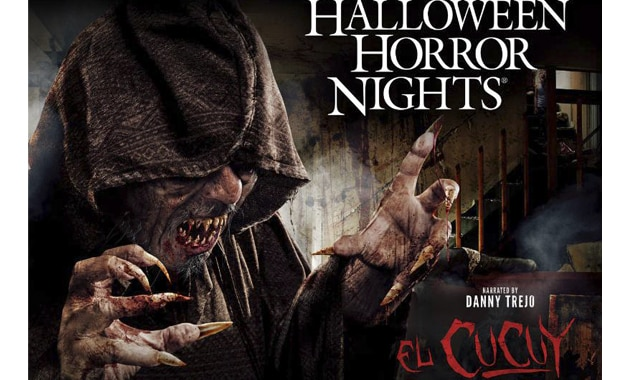 Universal Studios aims to reach Hispanics with Halloween Horror Nights villain 'El Cucuy""