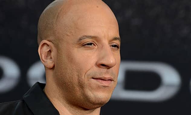 Vin Diesel shares excitement over RIDDICK on Facebook