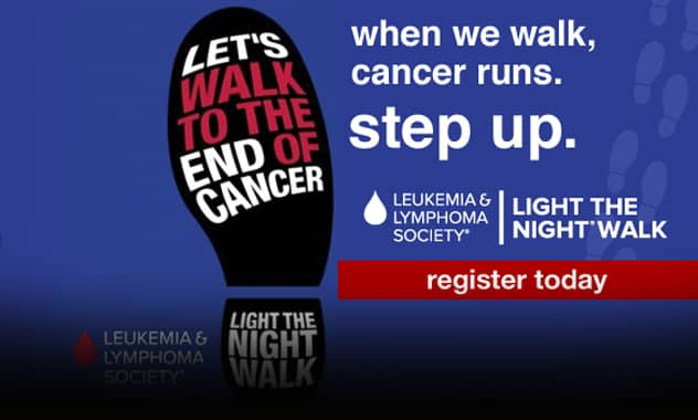 Light The Night Walk Let's Walk To The End Of Cancer 1