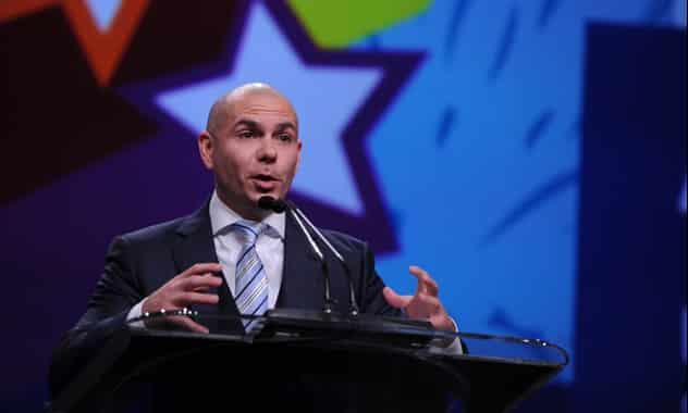 Pitbull Opens Charter School In Miami