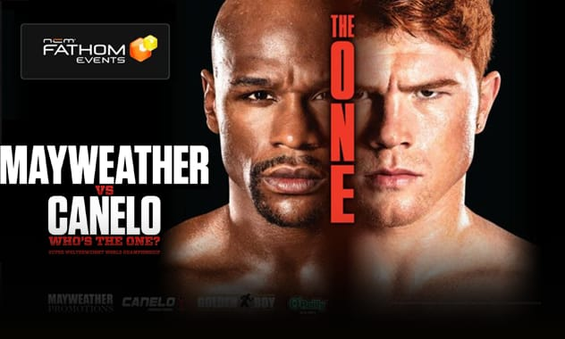 CLOSED- THE ONE: Floyd 'Money' Mayweather vs. Canelo Alvarez Movie Pass Giveaway -CLOSED