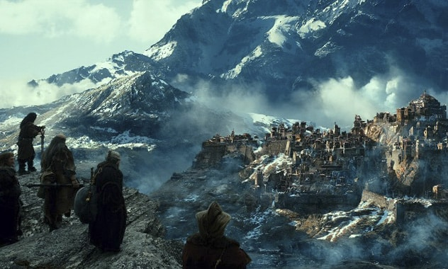 THE HOBBIT: THE DESOLATION OF SMAUG New Images!