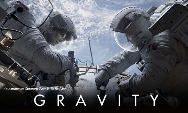 Official Main Trailer for Alfonso Cuaron's GRAVITY