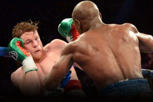 "Mayweather vs. Alvarez: Floyd ""Money"" Mayweather  Wins By Majority Decision 4"