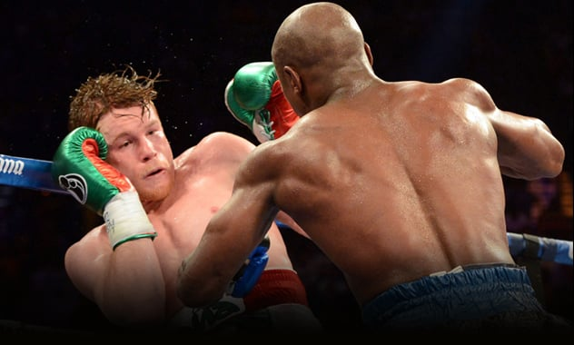 "Mayweather vs. Alvarez: Floyd ""Money"" Mayweather  Wins By Majority Decision 4"