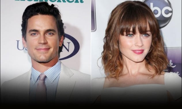 'Fifty Shades Of Grey' Fans Petition For Alexis Bledel, Matt Bomer To Be Cast As Leads  3