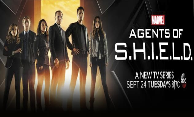 Marvel's 'Agents of SHIELD' Set To Roll - Remember to Set your DVR For Tomorrow's Premiere! 2