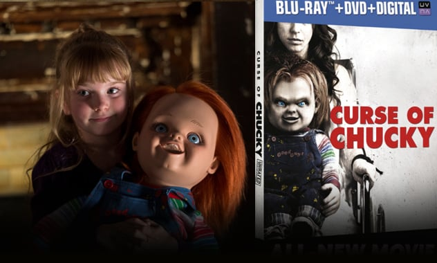 The World's Most Demonic Doll Returns In The Latest, Most Frightening Chapter Of The Child's Play Saga 'Curse Of Chucky' with  Halloween Release  1