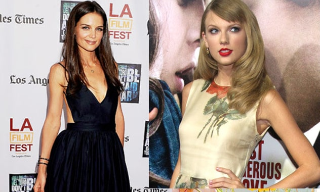 Katie Holmes & Taylor Swift Join Jeff Bridges &  Meryl Streep In 'The Giver' Movie Adaptation 1