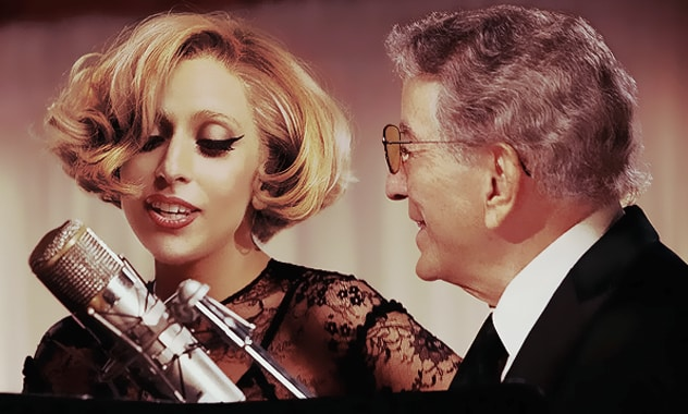 Lady Gaga's upcoming album with Tony Bennet  set for January 2014