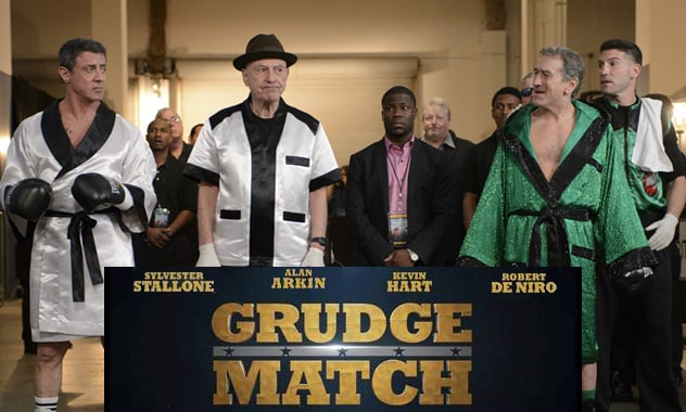 Introducing theTrailer for GRUDGE MATCH Starring Robert De Niro & Sylvester Stallone! 1