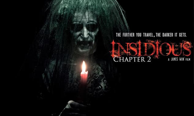 CLOSED-INSIDIOUS: CHAPTER 2 VIP Movie Pass Giveaway-CLOSED