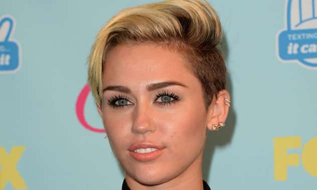 Miley Cyrus: I Wanted to 'Make History' at the VMAs