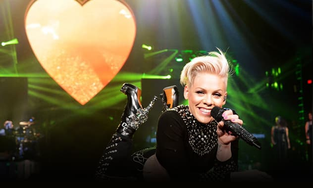 P!nk named Billboard's Woman of the Year: Record Sales & Sold Out Tour 1