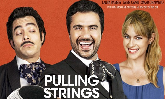 "Pantelion Films (Instructions Not Included - Eugenio Derbez ) will release the family comedy ""PULLING STRINGS"""
