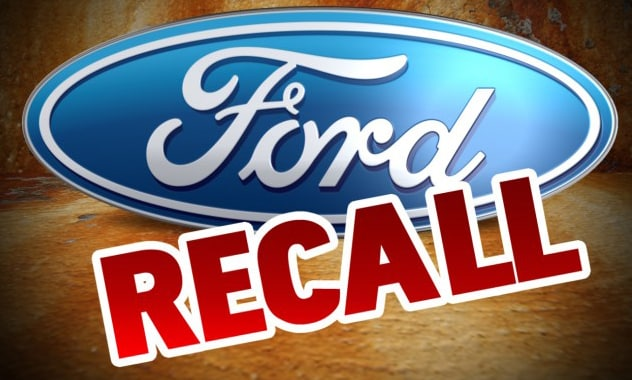 Ford Recalls more than 370,000 Cruisers for faulty steering shafts