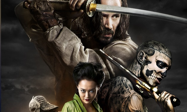 Watch & Check Out the NEW 47 RONIN trailer!