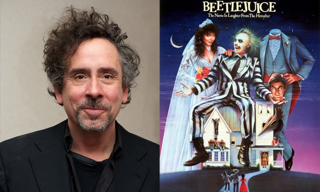 Tim Burton In Talks For Classic 'Beetlejuice' Sequel