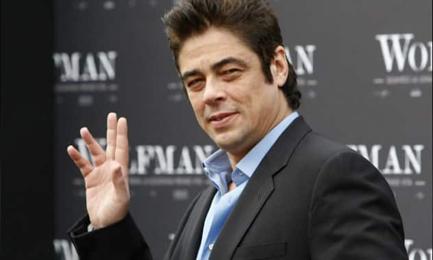 Del Toro takes part in forum boosting P.R. film industry