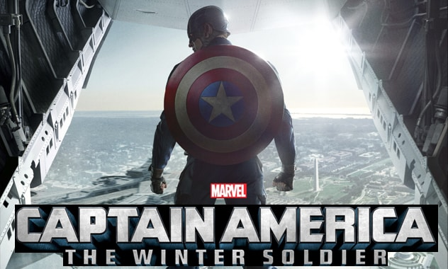 "New Movie Poster & Trailer ""Captain America: The Winter Soldier"" Is Finally Here! 1"
