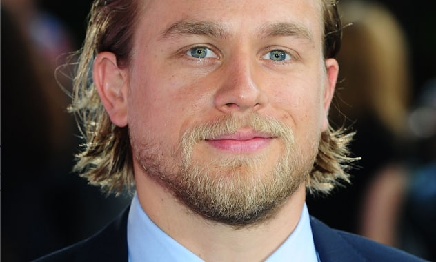 A bit about Charlie Hunnam and hs reason for leaving his role in '50 Shades of Grey'