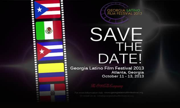 The Georgia Latino Film Festival is 2 Days Away Oct. 11-12-13 2