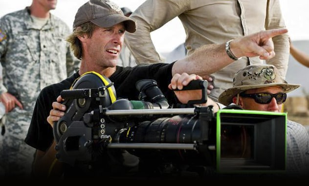 Director Michael Bay Attacked While Working On 'Transformers 4′ Set 2
