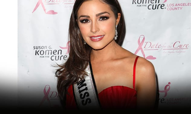 Miss Universe Winner Olivia Culpo Might Be Facing Jail Time For Fashion Shoot in India 2