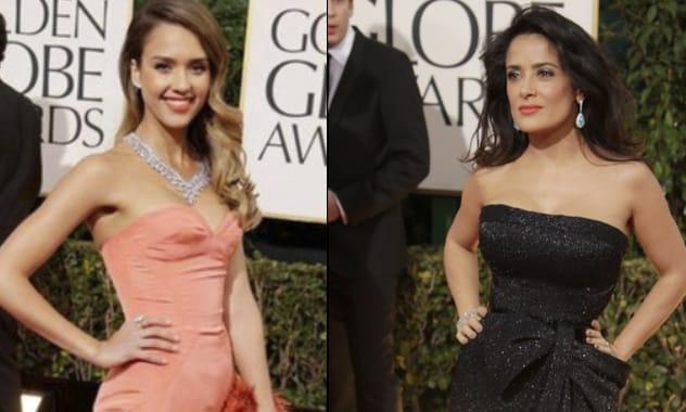 Salma Hayek & Jessica Alba Partner Up For New Comedy Film
