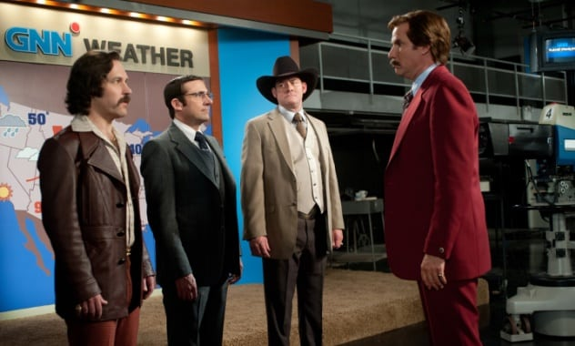 ANCHORMAN 2 - 2013 Preview for the Fans 1