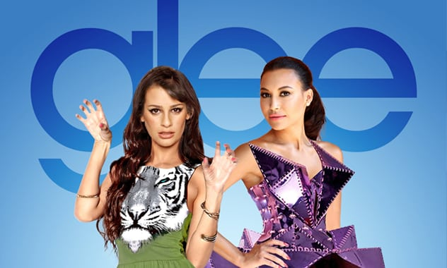 The Next Episode of 'Glee' Asks the Big Question, Are You 'A Katy Or A Gaga'?